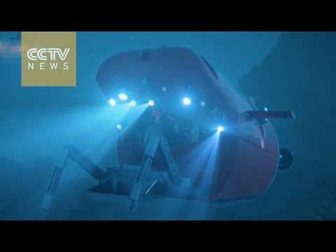 China's deep-sea submersible 'Rainbow Fish' completes first trial voyage