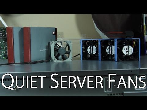 Storage Server Fan Replacement - Build Log Part 2