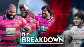 Where did CR and CH go wrong? - The Breakdown week 5