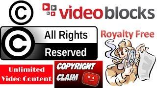 Copyright Free Videos | Royalty Free | Videoblocks | Premiuim 4K content | Sharmaji Technical