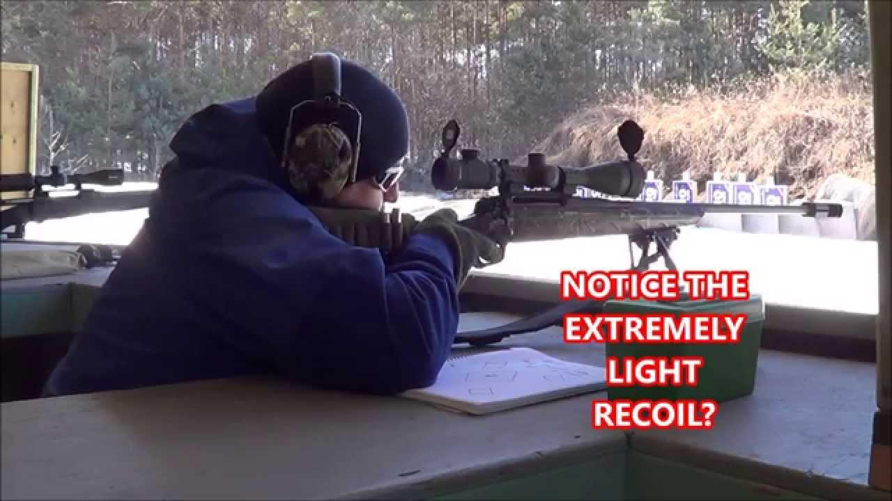 Bolt on muzzle brake - Sniper Central - Sniper