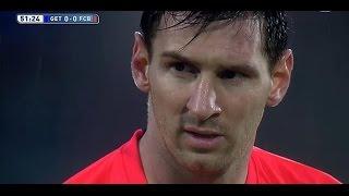 Getafe vs barcelona 0-0 resumen |  highlights 13.12.2014