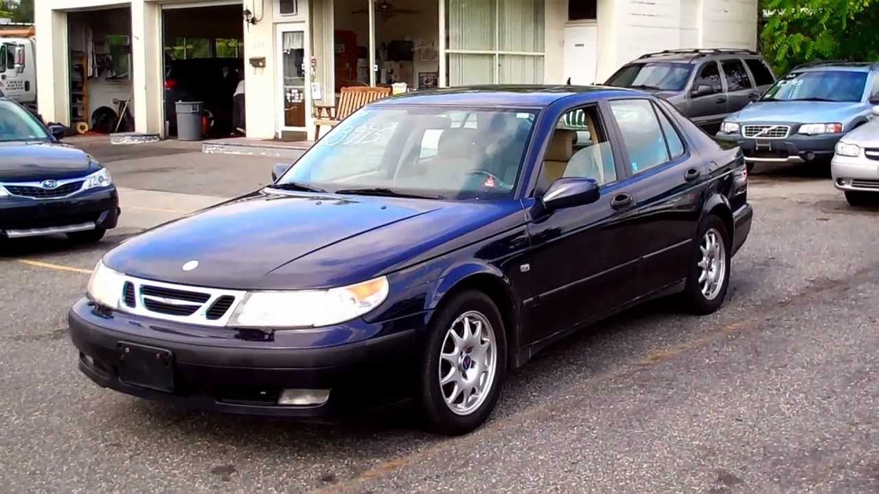 2001 saab 9 5 sedan 4dr 2 3l turbo 4cyl at youtube. Black Bedroom Furniture Sets. Home Design Ideas