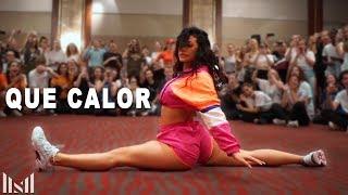 QUE CALOR - Major Lazer ft J Balvin | Matt Steffanina Choreography