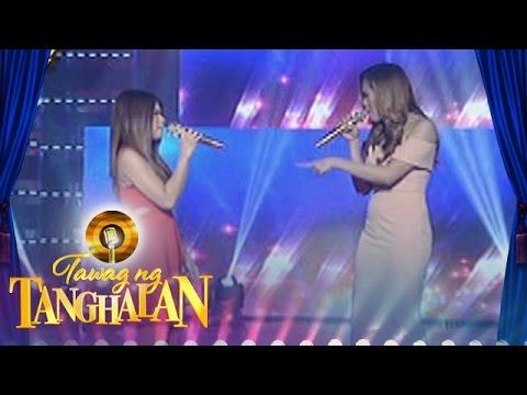 """Tawag ng Tanghalan: Mary Gidget and Maricel sing """"Respect"""""""