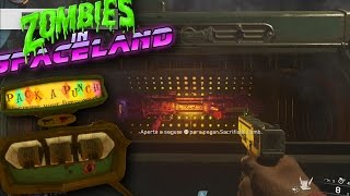 TUTORIAL: Como fazer PACK-A-PUNCH no Zombies in Spaceland (Soco-Em-Lata Infinite Warfare Zombies)