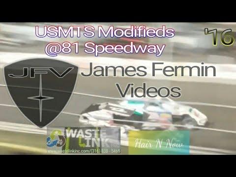 USMTS 50 Lap Feature, 81 Speedway