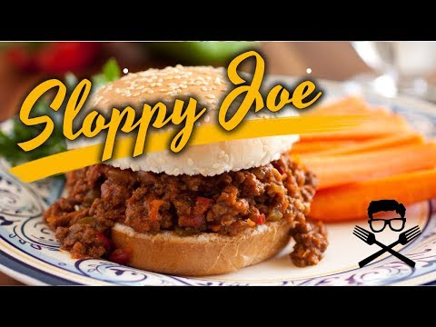 How To Make Homemade Sloppy Joes Recipe