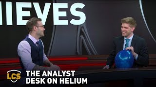 The Analyst Desk Loses a Bet and Has to Talk on Helium