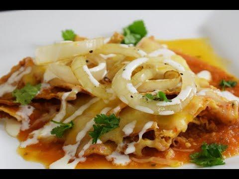 Recipe, Habanero Chilaquiles, Mexican Food, easy delicious, spicy