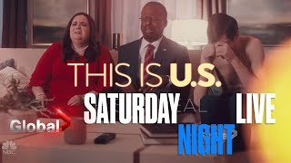 connectYoutube - SNL - This Is U.S. Parody Ft. Sterling K. Brown | Saturday Night Live