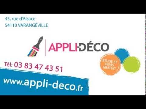 Appli déco   .appli deco.fr   YouTube