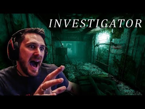 Investigator Game - Indie Horror With Awesome Graphics (Part 1)