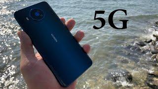احدث اجهزة نوكيا من الفئة المتوسطة Nokia 8.3 5G