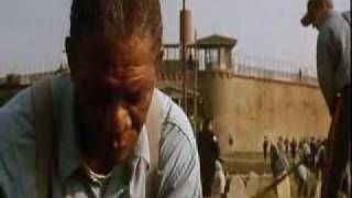 """The Shawshank Redemption - """" I guess I just miss my friend"""""""