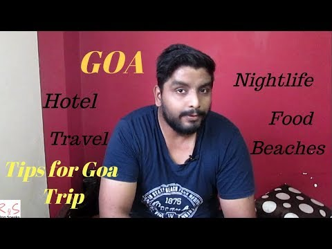 How To Plan a Trip to Goa In Budget  Tips and Suggestions for Goa Holiday 2017 India