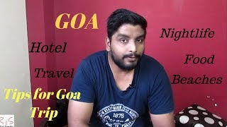How To Plan a Trip to Goa In Budget | Tips and Suggestions for Goa Holiday 2017 India
