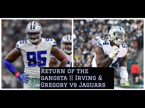 Dallas Cowboys Film Session || David Irving Returns || Randy Gregory Impacts || All 22