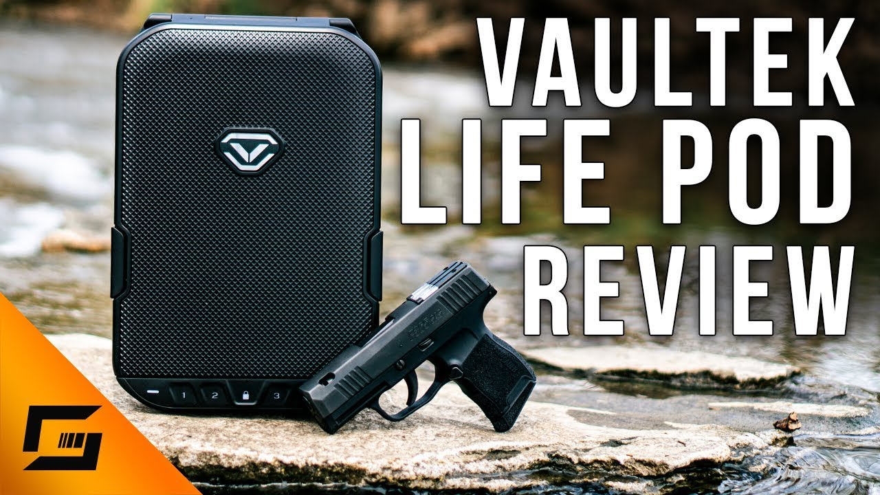 Vaultek Life Pod Review