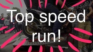 TOP SPEED RUN!!!