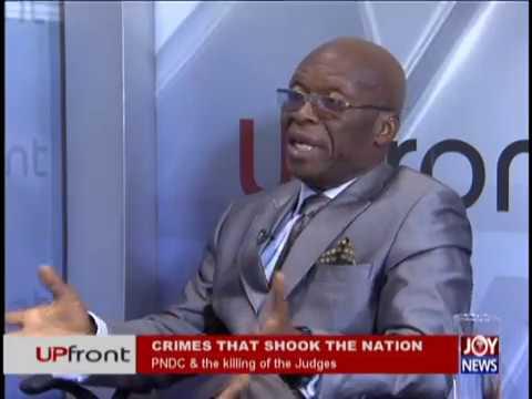 Crimes that Shook the Nation – Upfront on JoyNews (10-10-18)