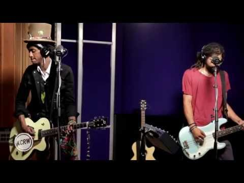 "The Very Best performing ""Makes A King"" Live on KCRW"