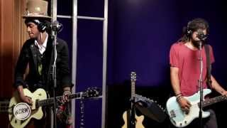 """The Very Best performing """"Makes A King"""" Live on KCRW"""