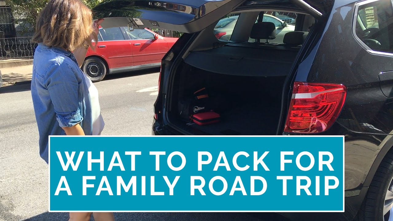 The 5 Most Important Things To Take On A Road Trip With