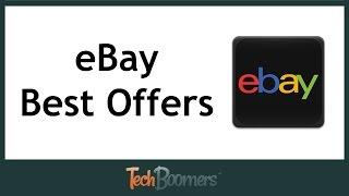 eBay Best Offers