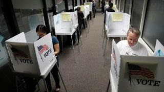 States refuse to give voter data to Trump's voter fraud commission