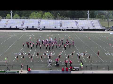 Gaston High School Performance 09.24.2016 52nd Annual MidSouth Marching Festival