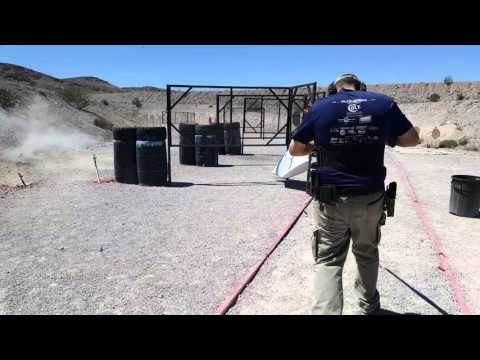 Rob Harvey 2016 USPSA Multigun Nationals Stage 6