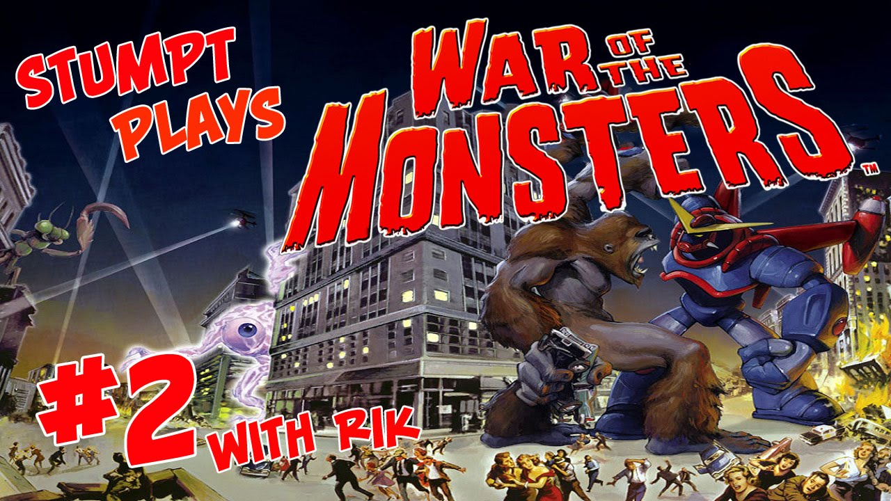 war of the monsters 2