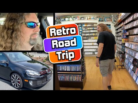 VIDEO GAME HUNTING in Small Towns + PICKUPS