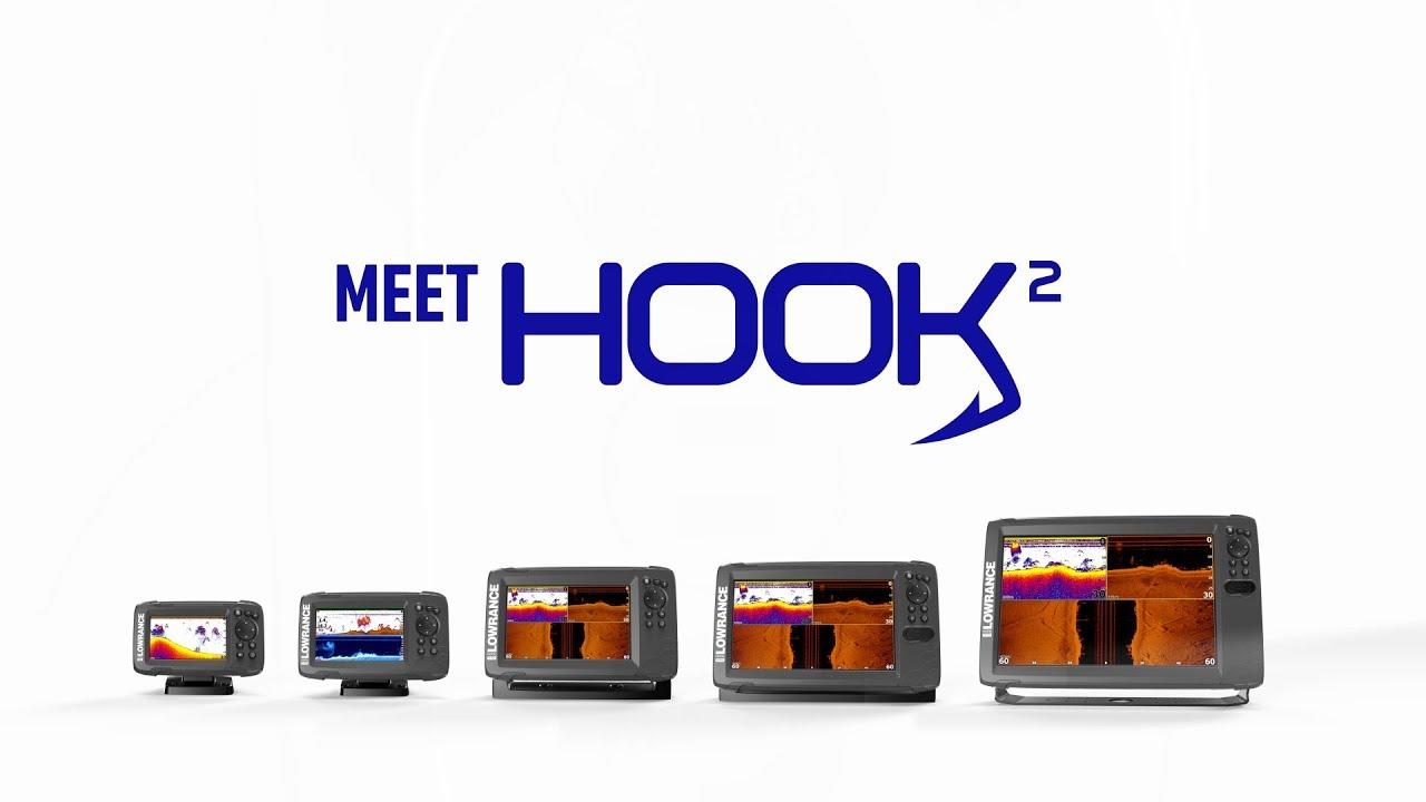 Lowrance Hook2 Echolot & Fischfinder