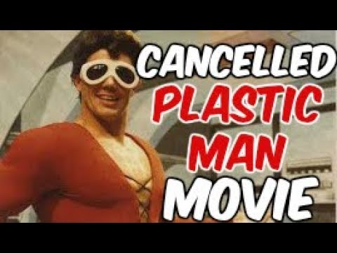 The Terrible Cancelled Plastic Man Movie | Cutshort