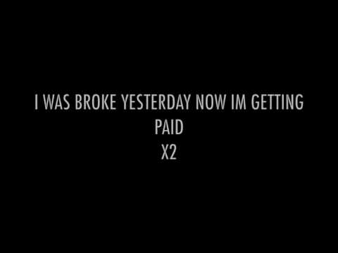 Lil Uzi Vert   Trev Case   I Was Broke LYRICS NEW SONG 2017