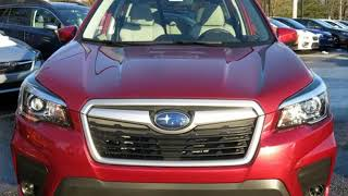 2019 Subaru Forester Owings Mills MD Baltimore, MD #D9483828