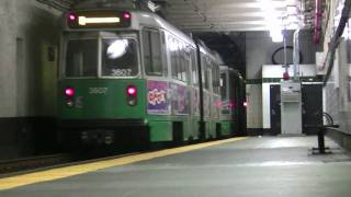 Symphony on the MBTA Green Line