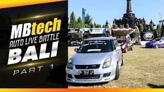 MBtech Auto Live Battle 2018 Bali #1