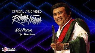 Download Mp3 Rhoma Irama - 1001 Macam   Lyric Video