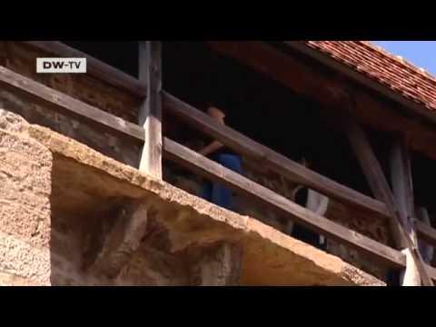 Zu Besuch in Rothenburg ob der Tauber | euromaxx