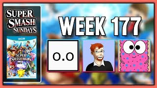 Super Smash Sundays - Week 177 [for Wii U Online]