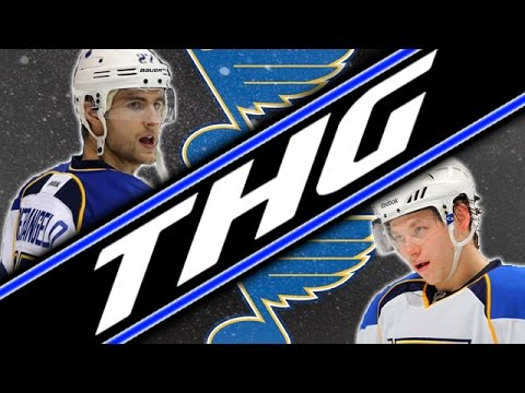The History of the St. Louis Blues