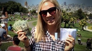 Mystery Millionaire Gives Away Money
