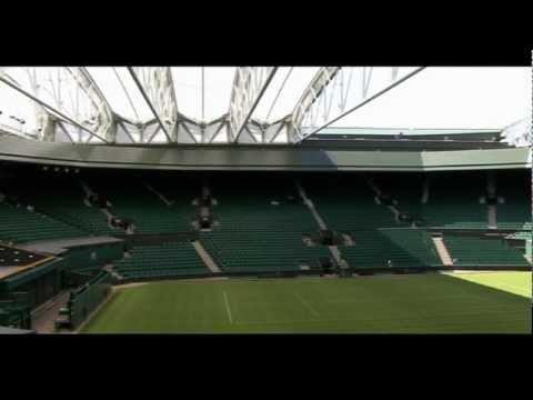 Wimbledon Centre Court Roof - Moog Case Study