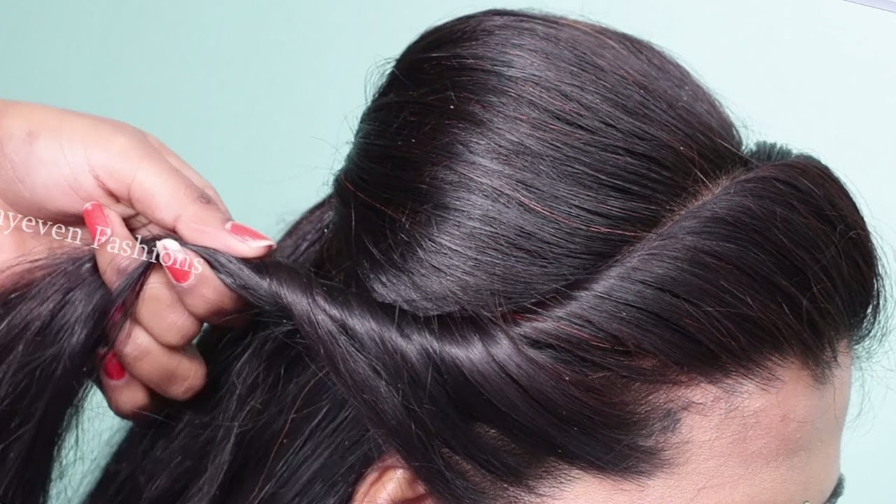 easy hairstyles simple hair