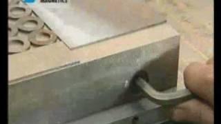 NEOMICRO - Permanentní magnetický upínač pro broušení thumbnail
