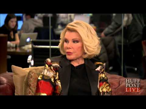 Joan Rivers On Michelle Obama's Bangs: They'll Save Her On Botox