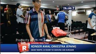 TRANS7 JATIM - Orkestra Jepang VS Musik Tradisional Jawa - Stafaband